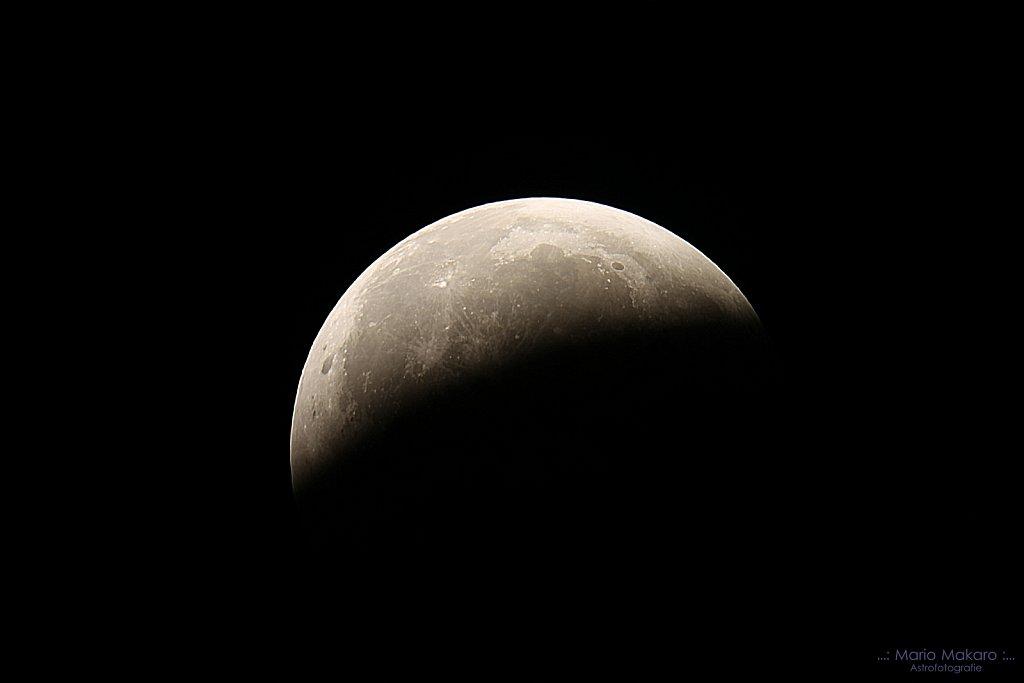 Mondfinsternis 21.01.2019
